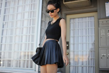 Make an all-black look work for you!