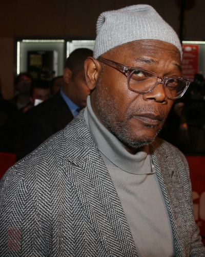 French premiere of 'Django Unchained' held at Grand Rex theatre Featuring: Samuel L. Jackson Where: Paris, France When: 07 Jan 2013 Credit: Denis Guignebourg/News Pictures/WENN.com **Only available for publication in the UK**