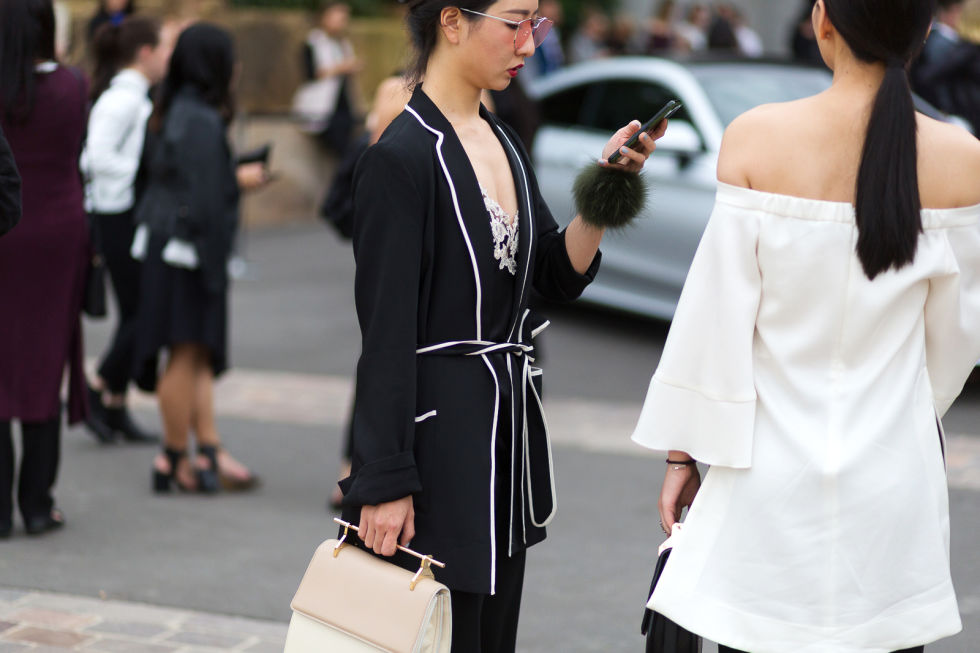 Street Style Australia Fashion Week Resort 2016 Fashionfreaks