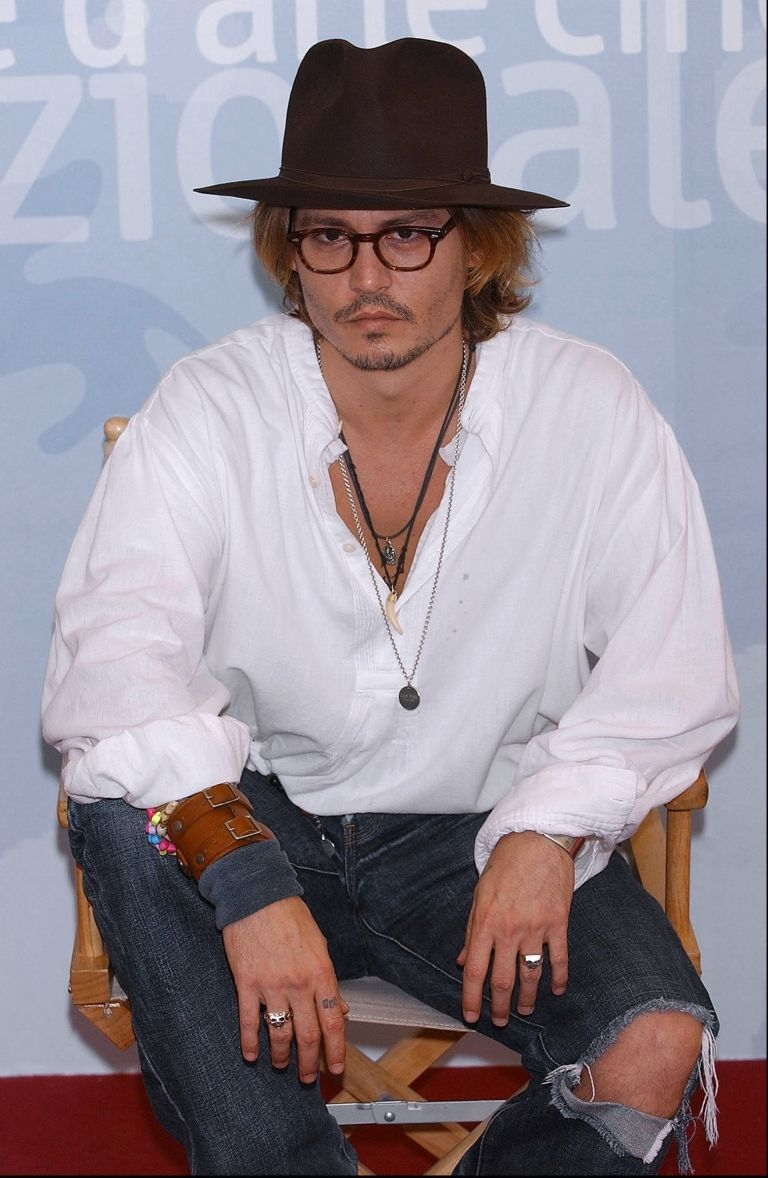 15 Street Style Johnny Depp Fashionfreaks