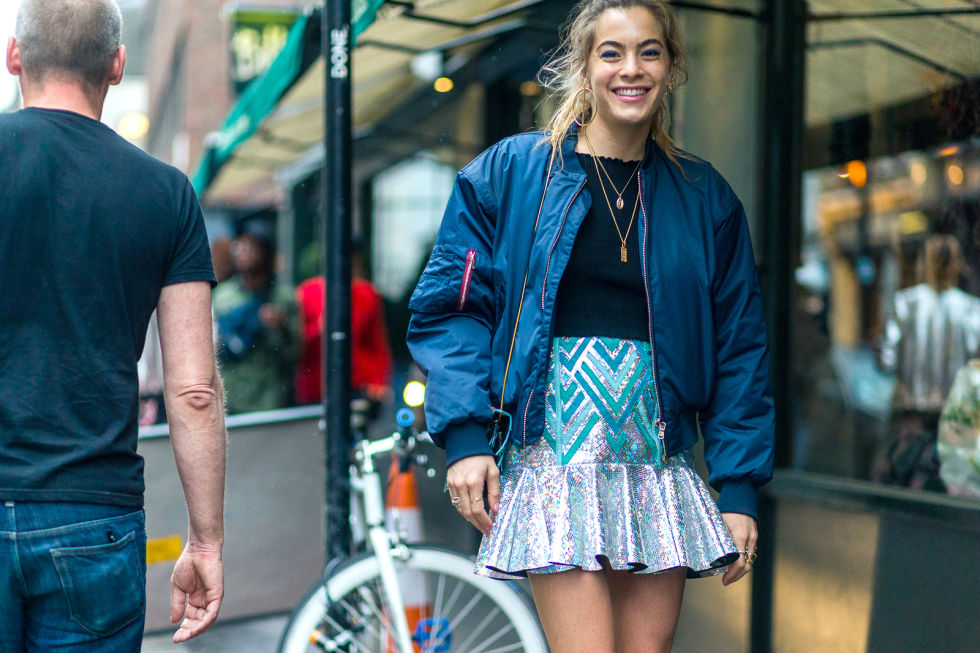 London Fashion Week Ss 2017 Street Style Fashionfreaks