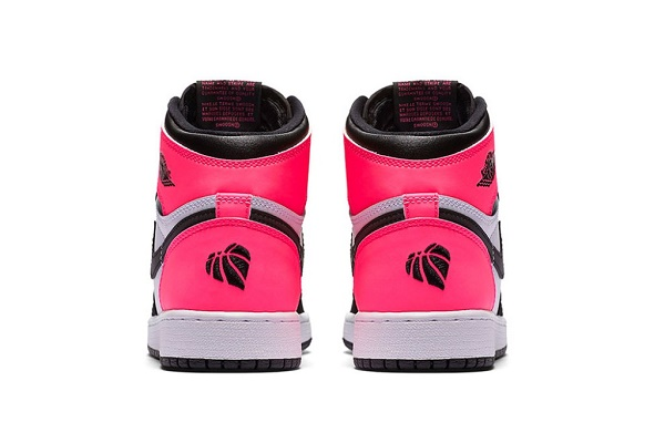 "Air Jordan 1 High OG ""Valentine's Day"" 5"