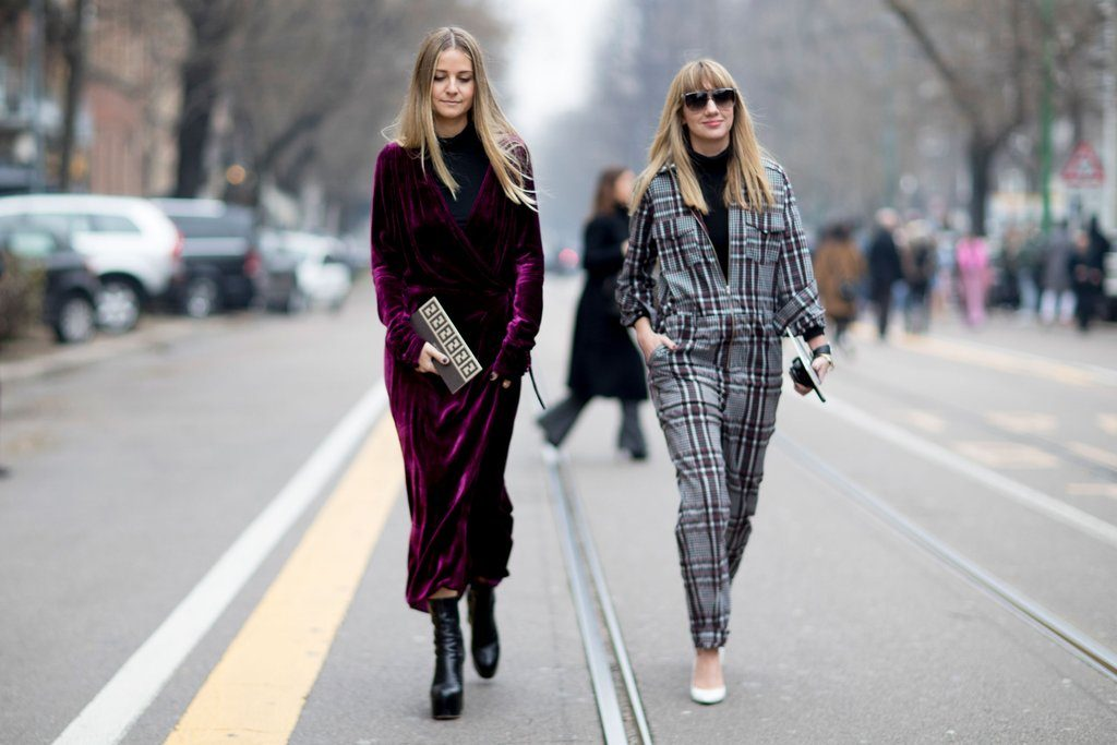 Milan Fashion Week A/W 2017 Street Style – FaShionFReaks