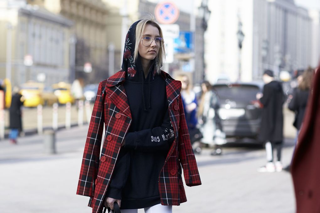 Moscow fashion week fall winter 2017 street style fashionfreaks Street style jakarta fashion week