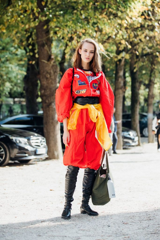 Paris Fashion Week S S 2018 Street Style Fashionfreaks