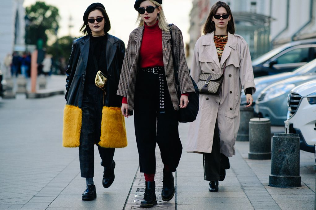 Moscow Fashion Week S S 2018 Street Style Fashionfreaks