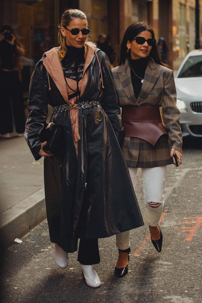 New York Fashion Week A/W 2018 Street Style – FaShionFReaks