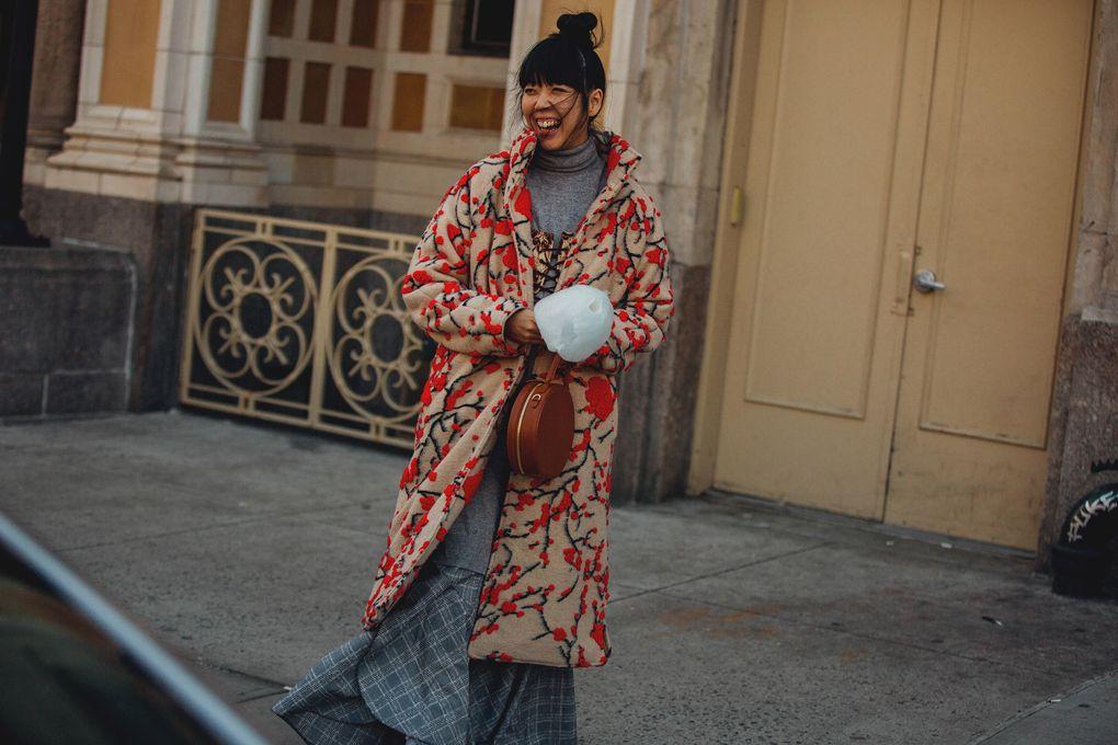 New York Fashion Week A W 2018 Street Style Fashionfreaks