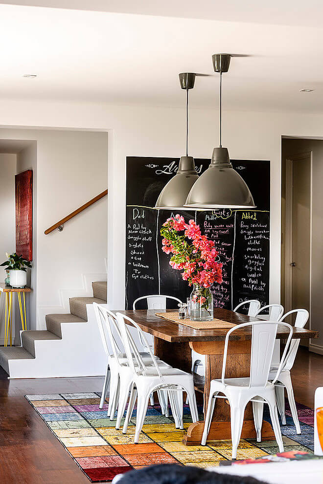 a residence full of color and vintage furniture_5