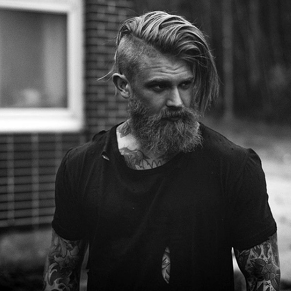 side-part-long-undercut-mens-hairstyle-with-beard