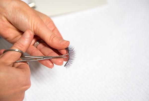 half lashes