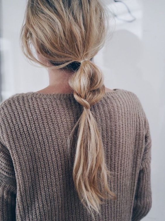 Half-Braid Half-Pony
